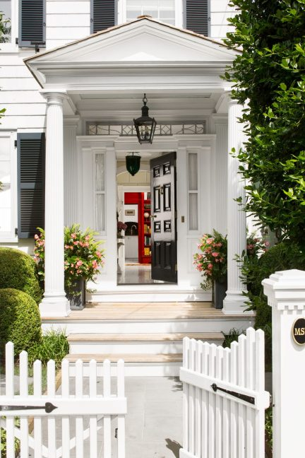 Traditional Home, Captains Courageous, House Tour