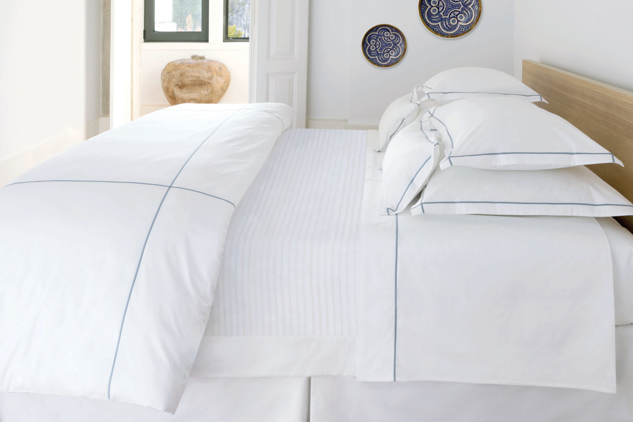 Cashel Classic Hotel Bedding Collection
