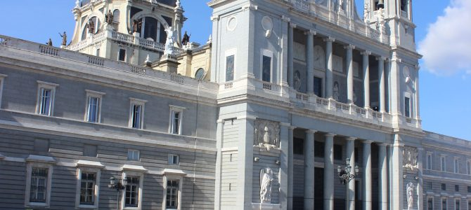 Palace Reale in Madrid