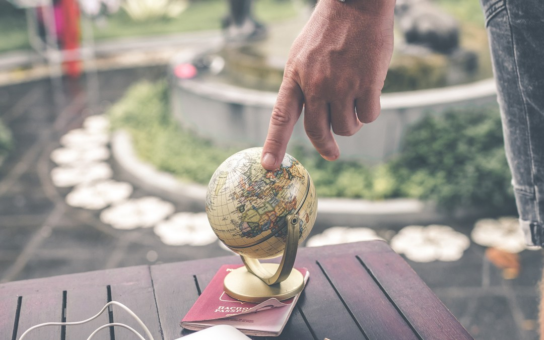 30 day learning challenge: World geography edition