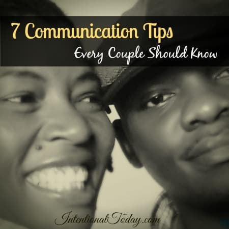 7 Communication tips every couple should know