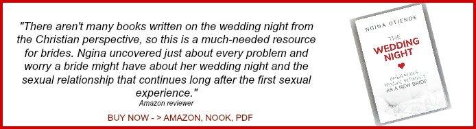 The wedding night - what every bride should know