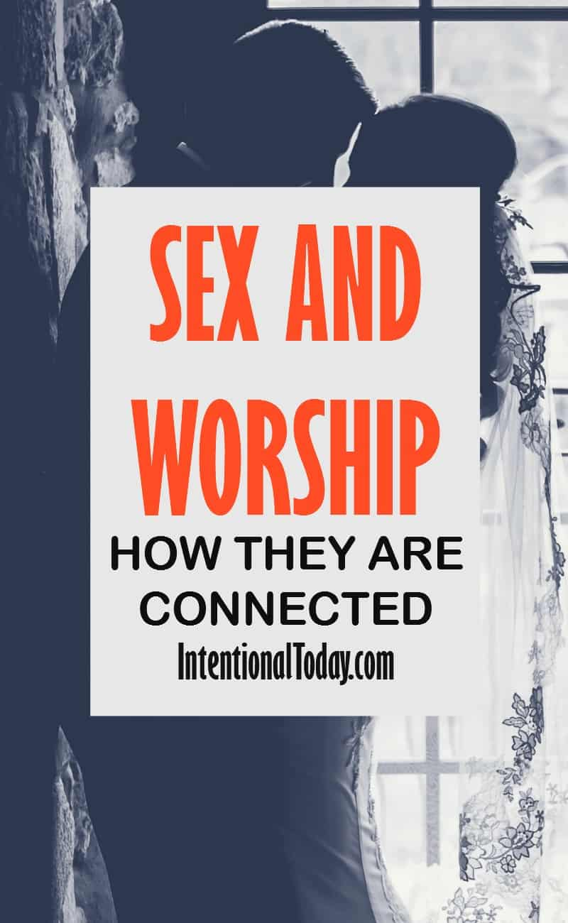 Sex is a form of worship