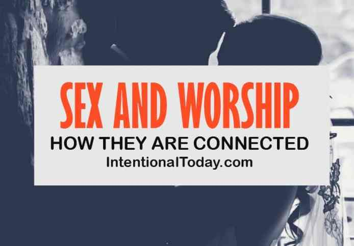 Sex and worship: is there a connection? Why does God guard sex and allow it only in the boundaries of marriage? Why does the devil fight God's plan? Here's how sex and worship are connected