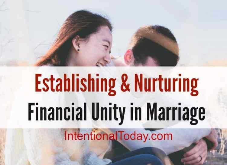 How to establishing and nurture financial intimacy as a newlywed couple