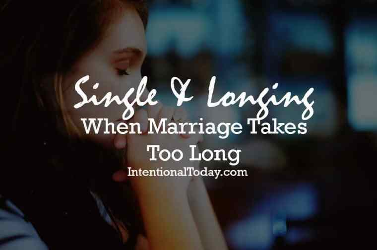 Single and waiting for marriage; when it takes too long, whats a girl to do?