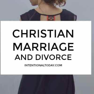 Christian Marriage and Divorce – When a Wife Feels She Has Done Enough