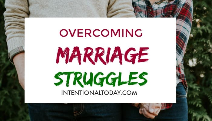 How to overcome newlywed problems - one of the most important things you must do