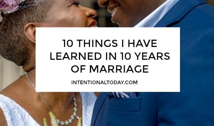 My husband and I just hit the double digits! I am sharing the 10 best lessons from 10 years of marriage and a few pictures from anniversary photoshoot!