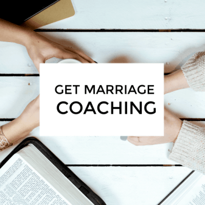 Get coaching for your marriage