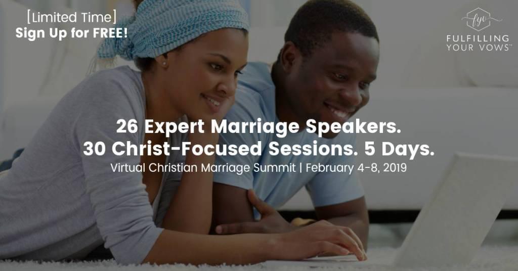 FYV Marriage summit