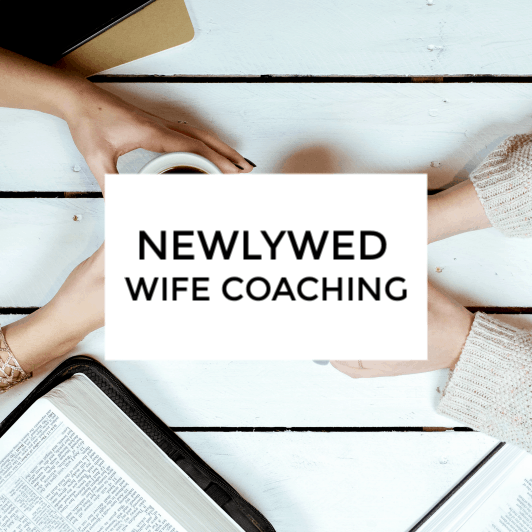 Get newlywed wife marriage coaching