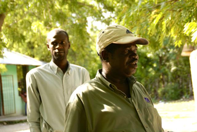 Haitian pastor | Intentional Travelers