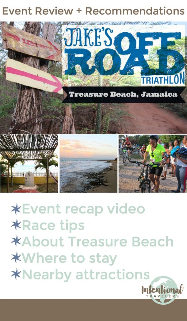 Unique, chill triathlon experience in Treasure Beach, Jamaica: Jake's Off-Road Triathlon is every April | Intentional Travelers
