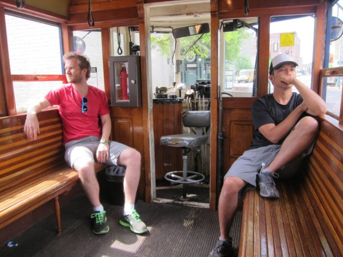 Trolley, Memphis | Intentional Travelers