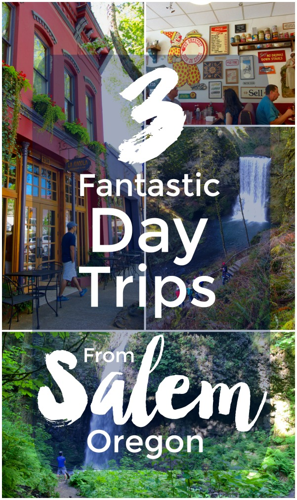 Beautiful hikes and charming towns to visit on a day trip from Salem, Oregon