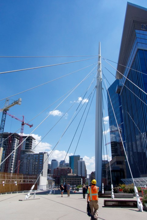 Bridge in Denver, Colorado | Intentional Travelers