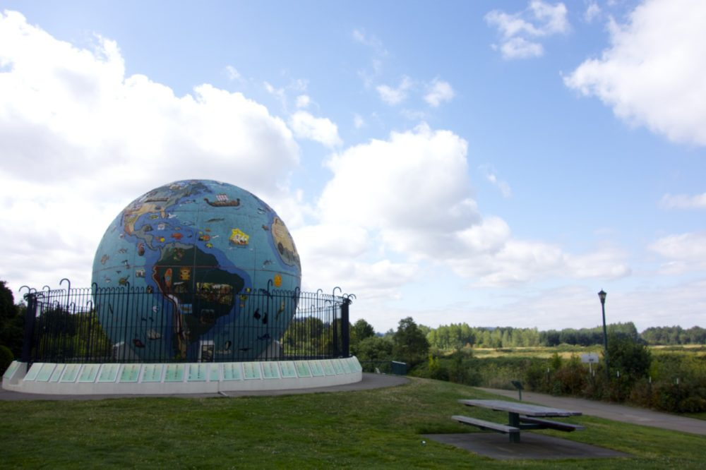 Riverfront Park, Routes to Walk or Run in Salem, Oregon | Intentional Travelers