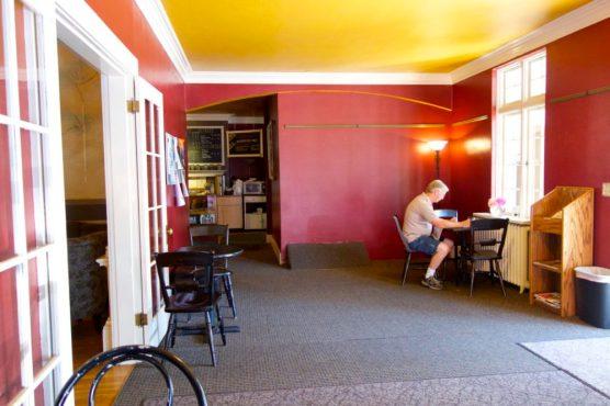 Ike Box Coffee Shop, Salem, Oregon | Intentional Travelers