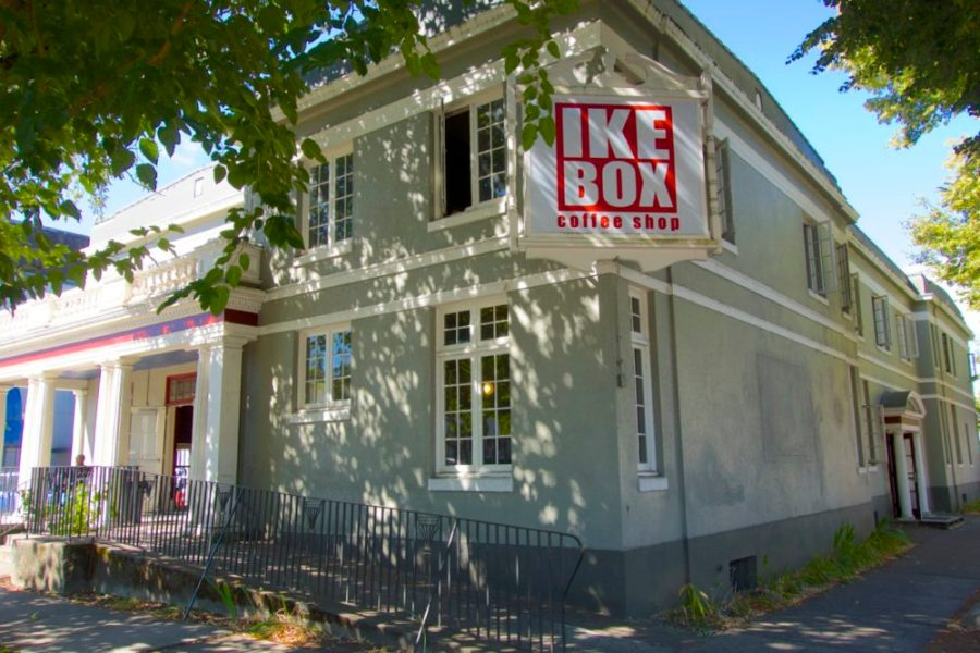 Ike Box Coffee Shop, Salem, Oregon | Intentional Travelers
