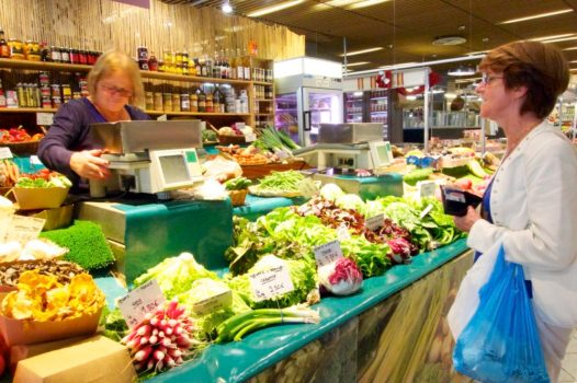 Market in Paris, France | Intentional Travelers