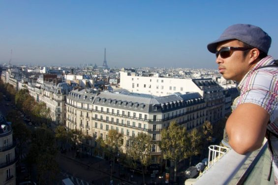 Panoramic View from Galeries Lafayette | A Budget Itinerary for Paris, France | Intentional Travelers