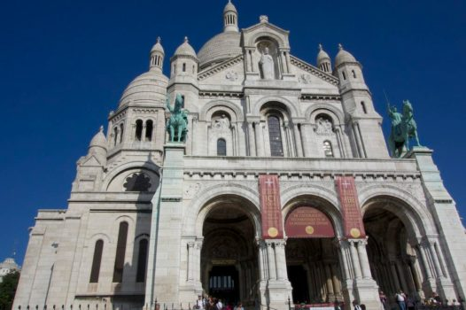 Sacre Coeur | Montmartre, Orsay, and the Impressionists Walking Tour, Paris, France | Intentional Travelers
