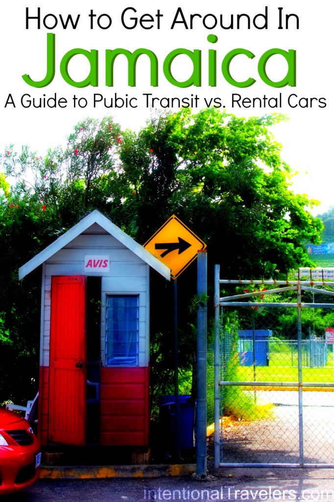 How to Get Around in Jamaica: A Guide to Public Transportation in Jamaica vs. Rental Cars | Intentional Travelers