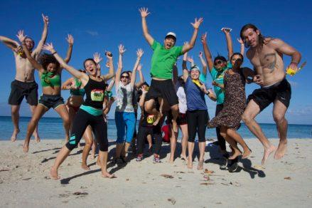 PCVs after Reggae Marathon