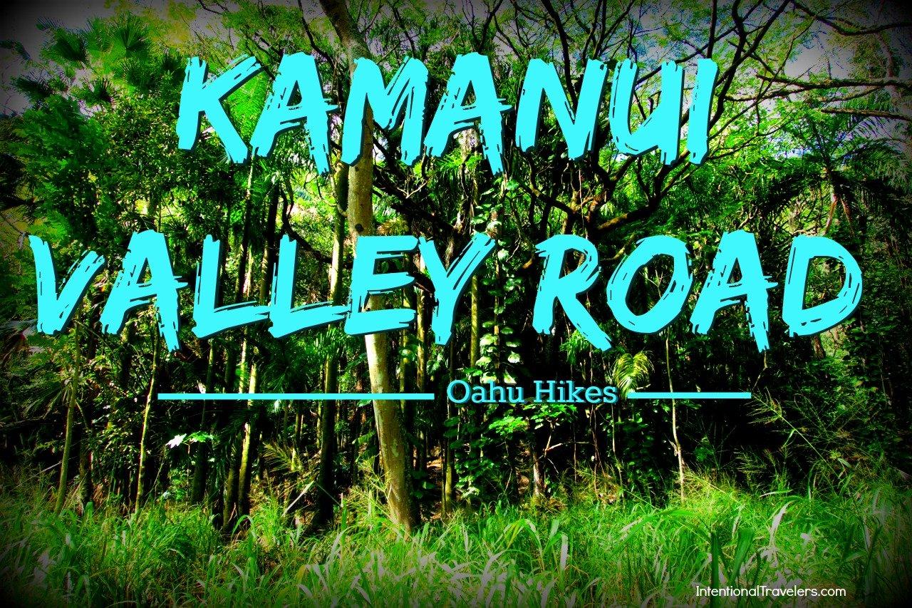 Kamanui-Valley Road Hike - Oahu, Hawaii | Intentional Travelers