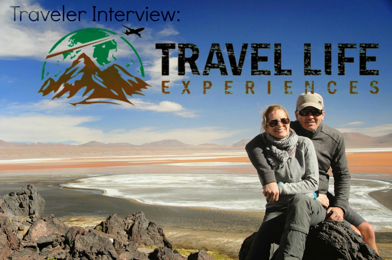 Traveler Interview with Travel Life Experiences | Intentional Travelers