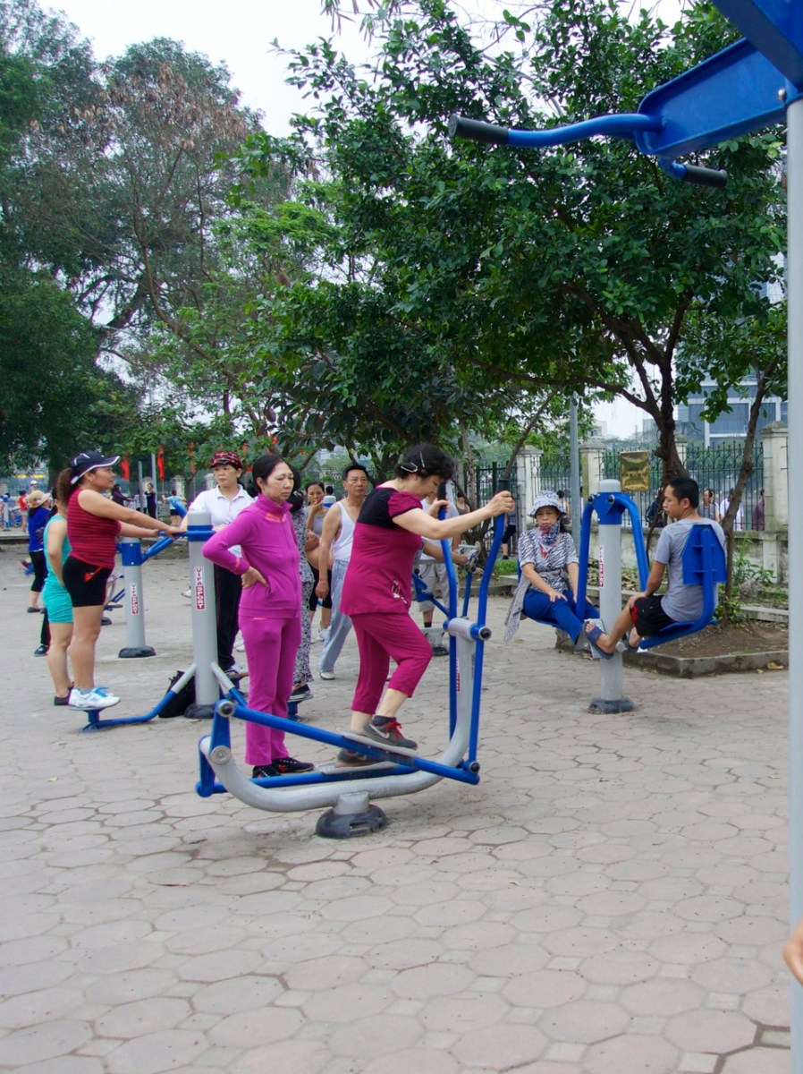 Staying Fit in Hanoi, Vietnam | Intentional Travelers