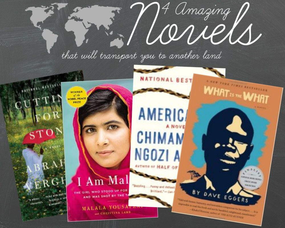 4 Amazing Novels that will transport you to another land | Intentional Travelers