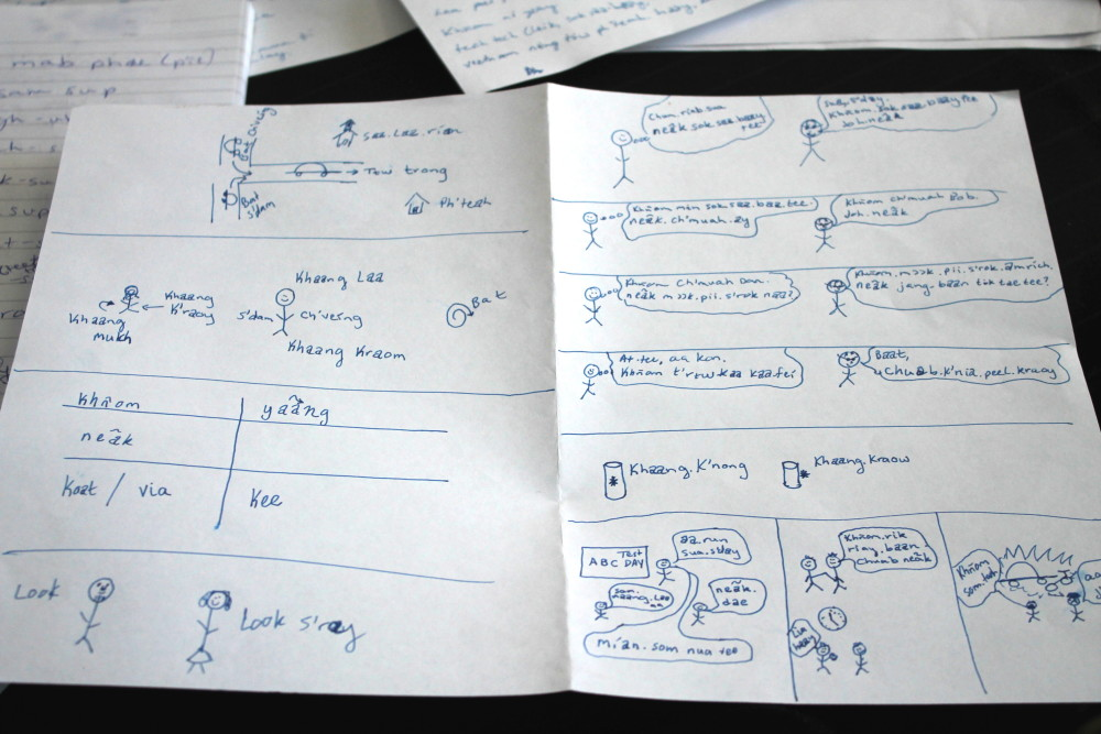 Simple Methods for Language Learning