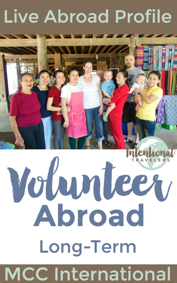 How one family does meaningful work abroad without having to worry about finances! Serving long-term with MCC International in Vietnam.