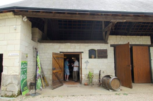 Rousse Wilfrid Winery  A Summer Wedding in Loire Valley, France   Intentional Travelers