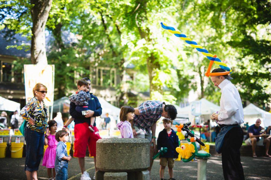 Farmer's Market | A Photographer's Tour of Portland | Kapono Photoworks via Intentional Travelers