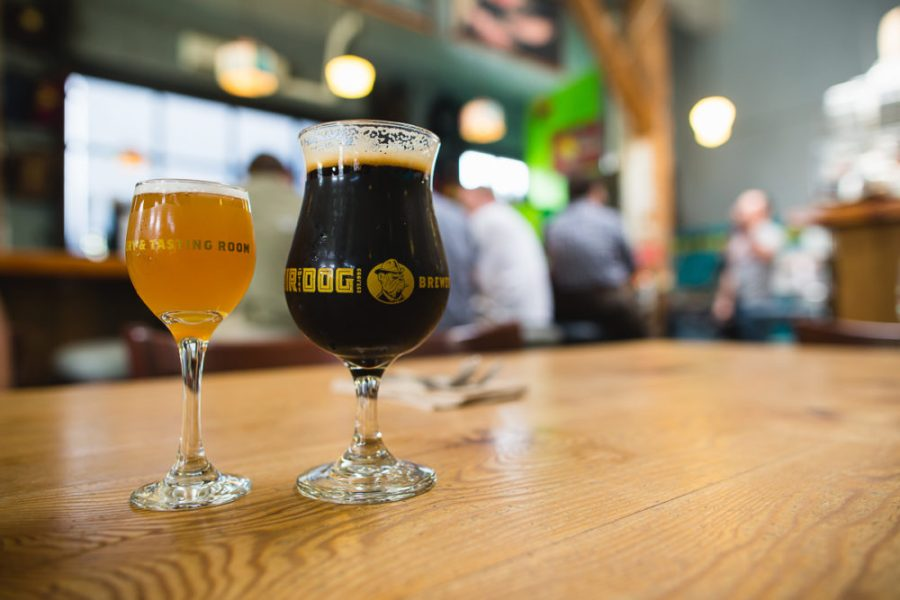 Hair of the Dog Brewery | A Photographer's Tour of Portland | Kapono Photoworks via Intentional Travelers