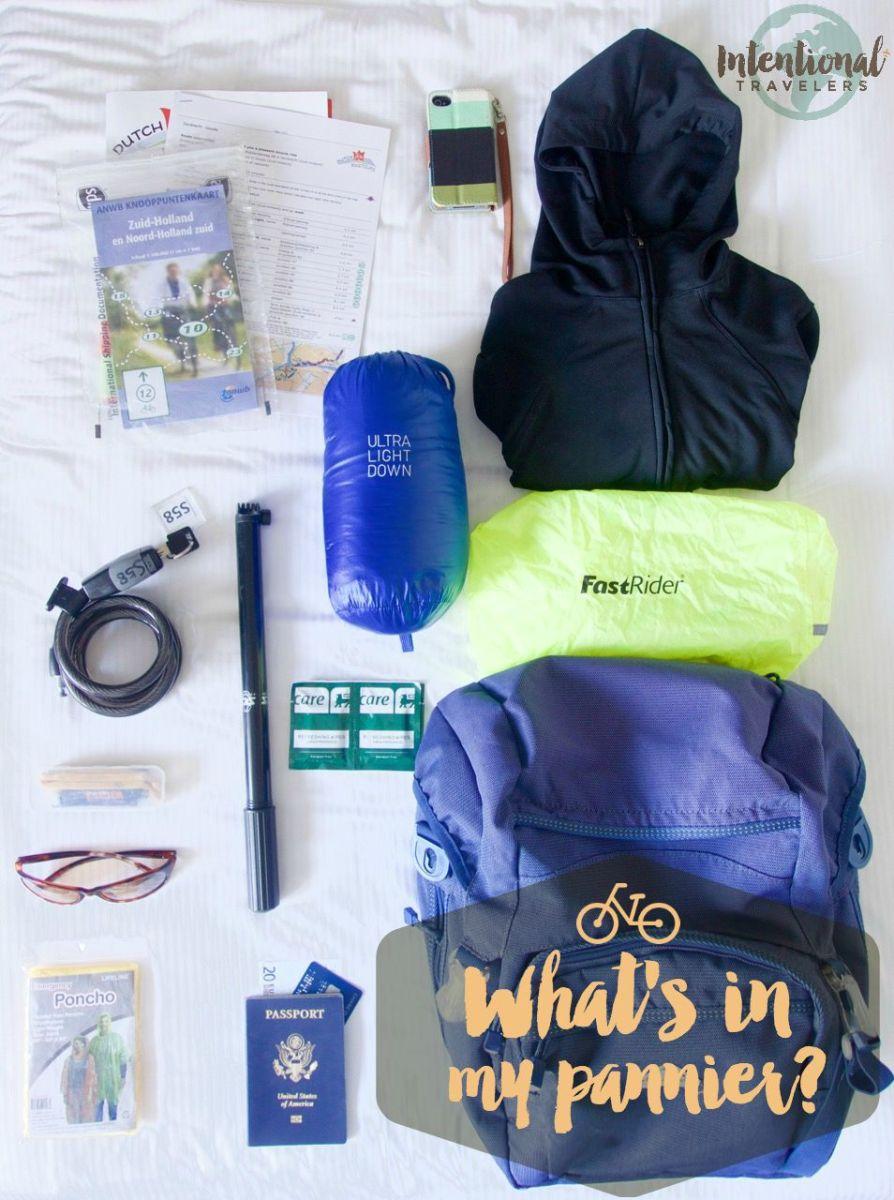 a8885c0184b Snacks A Packing List for Summer Self-Guided Bike Tour in Europe |  Intentional Travelers