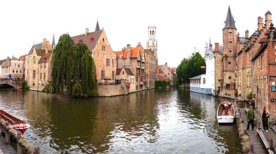 Free Walking Tour Brugge