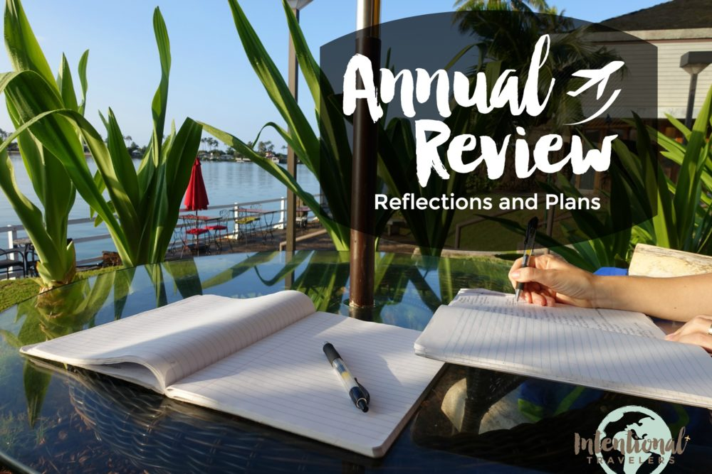 Annual Review: Reflections and Plans for Digital Nomad Couple | Intentional Travelers