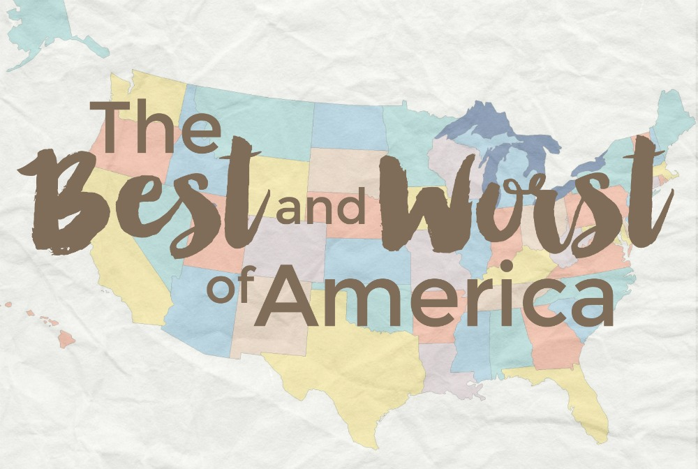 The Best and Worst of America - highlights and lowlights of the States from full-time RV'er Alyssa | IntentionalTravelers.com