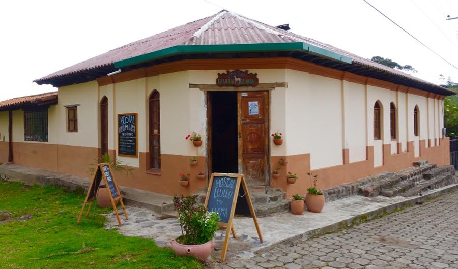 Llullu Llama Hostel in Beautiful Isinliví, Ecuador | Intentional Travelers
