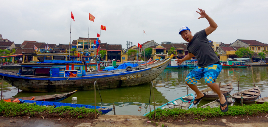 Jumping Jedd - What to See, Do, and Eat in Hoi An, Vietnam on a Budget | Intentional Travelers