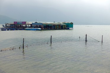 Floating restaurants