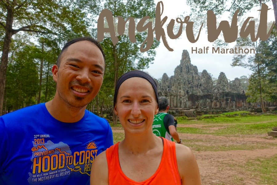 Angkor Wat Half Marathon Race Review and Tips - Siem Reap, Cambodia