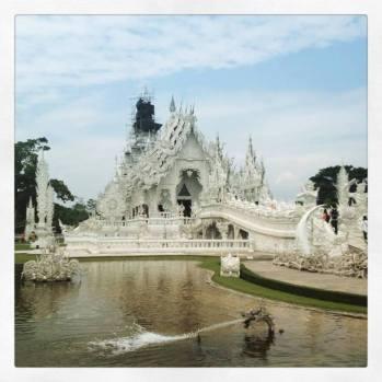 White Temple, Chiang Rai Photo Credit: Adam Greenberg