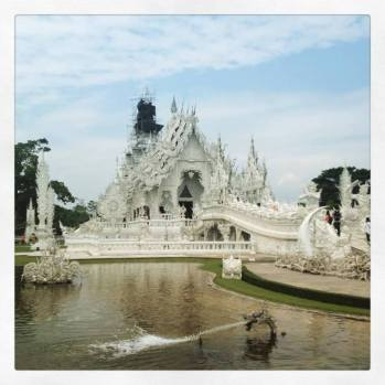White Temple, Chiang Rai Photo Credit: Adam Greenberg