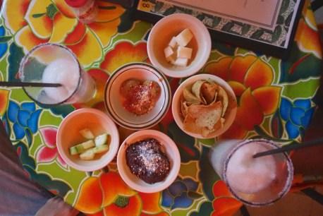Botones and margaritas