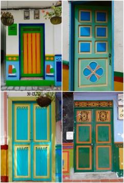 doors guatape